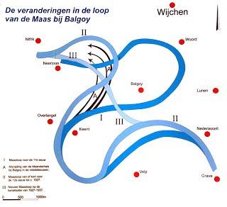 Meanderende Maas