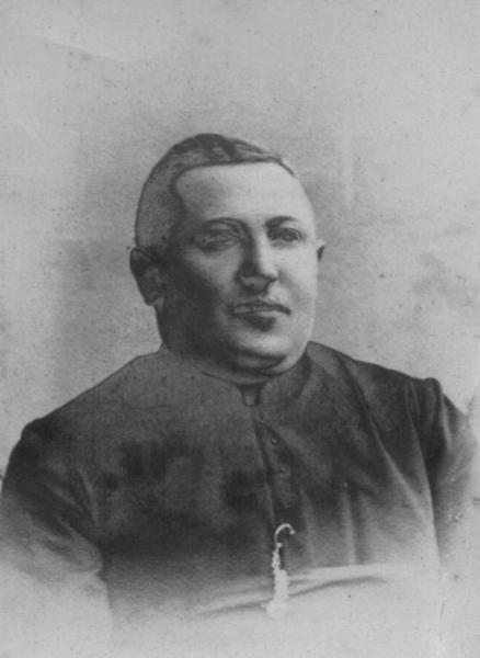 pastoor Jan Cornelis Martens