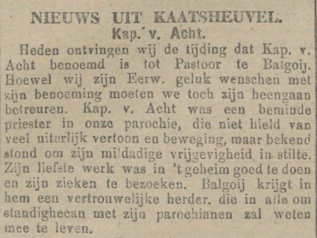 Kaatsheuvel