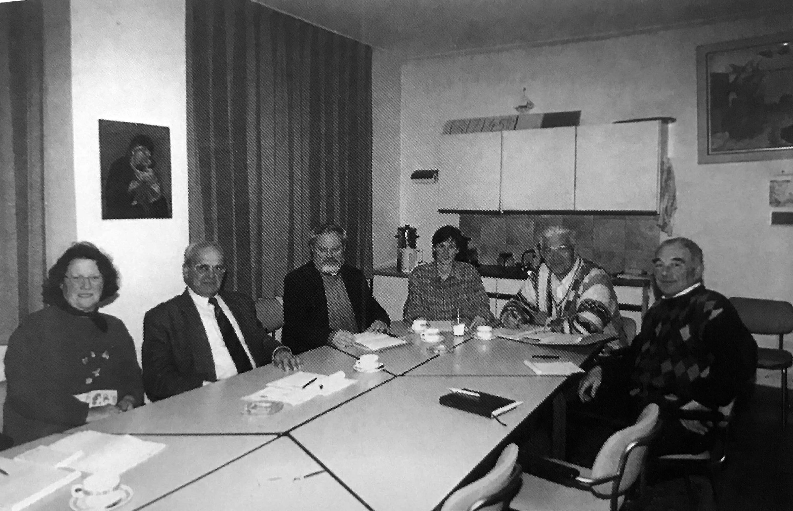 Parochiebestuur 1997 zw
