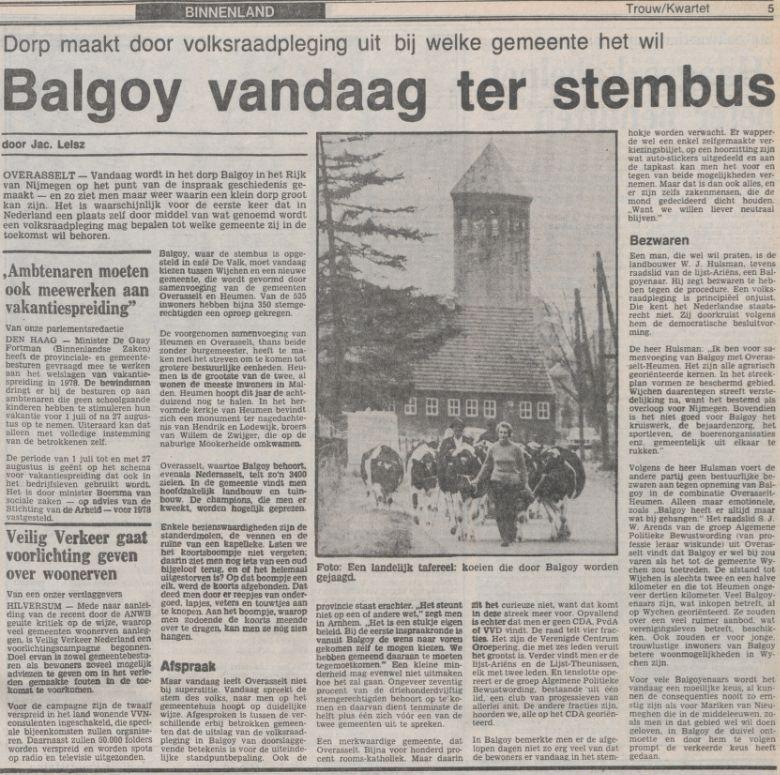 Trouw 2-11-1977